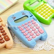 fashion cartoon shape colorful calculator