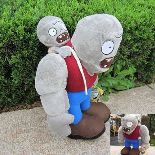 "New Plants Vs Zombies Halloween Gargantuar zombie 12"" Plush toy"