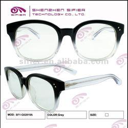 2012 New Style Fashion Acetate Popular Optical Frame