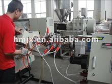 2012 hot sale plastic single screw extruder