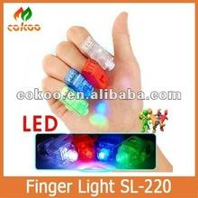 Promotion items led finger light