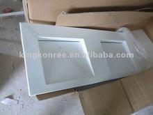 KKR solid surface bathroom trough sinks