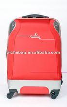 2012 new fashion travel luggage trolley case