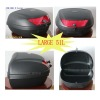 HARD SCOOTER MOTORCYCLE LUGGAGE TRUNK TOP CASE STORAGE BOX