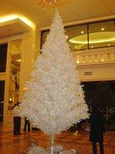 2012 new design Artificial white Christmas tree