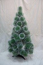 2012 new design Artificial snow ball Christmas tree