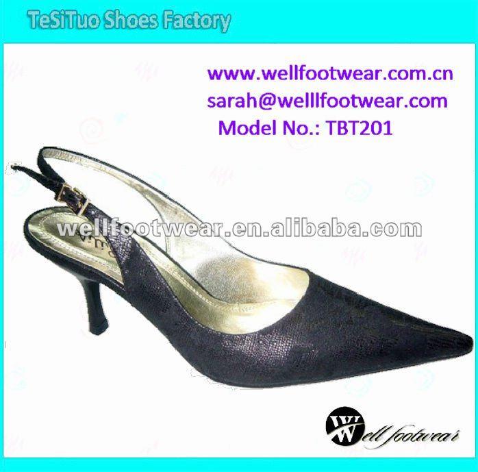 2013 elegante de moda zapatos de las mujeres