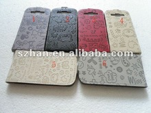 Magic Girl Series PU Leather Flip Case Cover for Samsung i9300 Galaxy S3 SIII