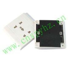 2012 Popular socket Hidden Camera with Video+Photo+Audio Functions(606)
