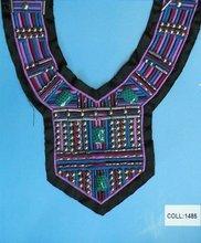 2012 v shape women collar design