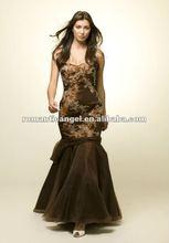 romantic evening dress 2012