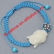 2012 Newest lucky shamballa buddha bracelet