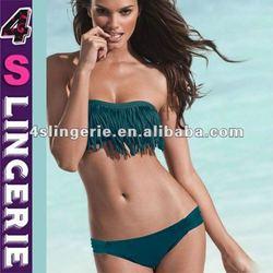 2012 New design micro mini bikini, sexy swimwear for Girls BK0594