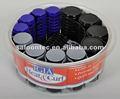 microondas calienta el pelo bigudi rodillos con clips 36 pieza de calor n rizo igia