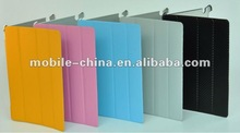 portable leather pouch bag for the new ipad 3