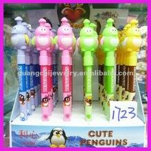 fashion cute cartoon penguin pen