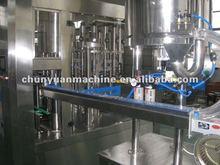 liquid milk and juice production line