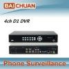 4 channel USB DVR