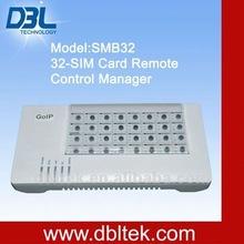 2012 SIM Box Gateway/SIM Card Adapter/Remote control of SIM card