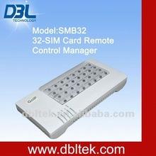 2012 SIM Server Gateway/SIM Card Adapter/Remote control of SIM card