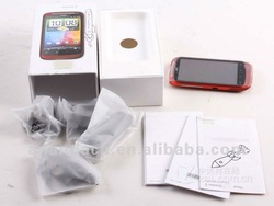 Unlocked 3.5inch Capative Touch Screen MTK6513 Android 2.3 GPS WIFI Smart mobile phone G12