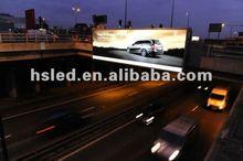 Haisheng- double-sided moving led street screen