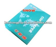 Snow a4 paper ,paper 80gsm,100% pure wood pulp