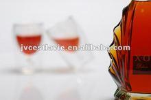 160ml crystal borosilicate glass double wall wine drinking
