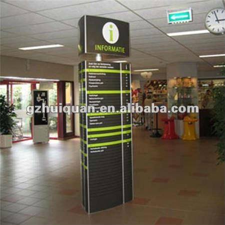 aluminum frame led sign board for advertising equipment