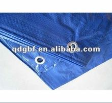 180gsm Blue Good quality Waterproof 100% PE Tarpaulin Sheet