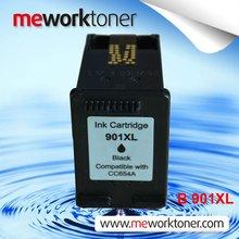 compatible ink cartridge HP 901 Black & Tri-Color