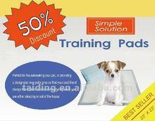2012 hot sale puppy pet pad(40x60cm,60x60cm,60x90cm)