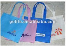 2012 New Arrival Nonwoven advertising eco handbags,Nonwoven advertising promotional bags,High quality non-woven bags