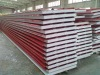Prefabricated polystyrene sandwich panel