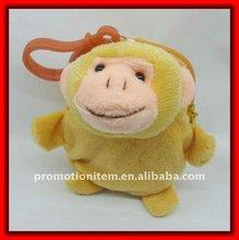 Plush Monkey Foldable Shopping Bag(BGF007)