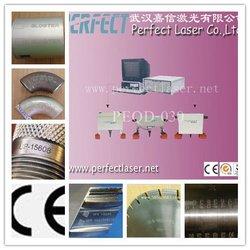 MIni Stainless Steel / Aluminum / Iron / Steel Metal Marking Pin Machine PEQD-030