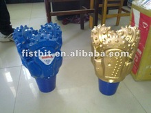 API 2012 newest oil well tricone drill bits with rubber or metal sealed bearing for oilfield