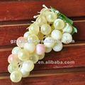 La forma natural de uva artificial decorativo - frutas planta artificial