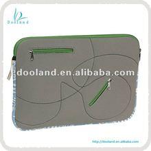 Multi-function custom neoprene laptop sleeve