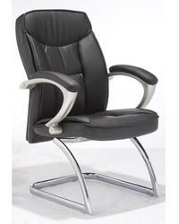 Leather Office Chairs Without Wheels - Buy Office Chairs Without ...