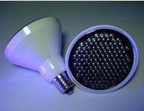 LED uv germicidal lamp