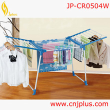 JP-CR0504W Save Space Decorous Metal Coat Hanger