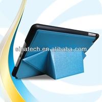 Sublimation luxury smart cover pu leather case for ipad mini 2