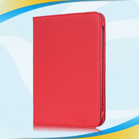 strong protective leather tablet case for lenovo ideatab s6000