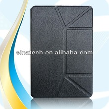 China Products wholesale for ipad mini 360 rotating leather stand case