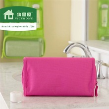 2014 fashional new style hot sale Clutch Handbag New Travel Toiletry Wash cosmetic make up bag toilet case