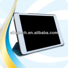 new design custom sublimation for ipad mini custom white cover cases