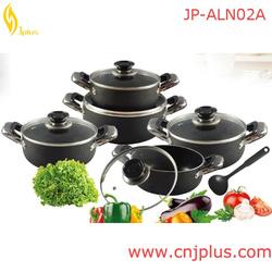 JP-ALN02A China Factory Saucepan Handle Cookware Parts