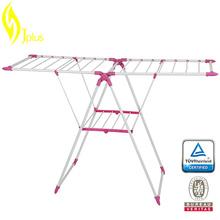 JP-CR109P New Item Stainless Steel Single Rod Garment Drying Racks