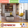 Resin Kitchen Cabinet Led Light Baseboard Lacquer Kitchen